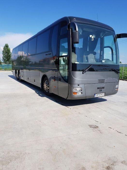 MAN Lion's Coach autobús de turismo