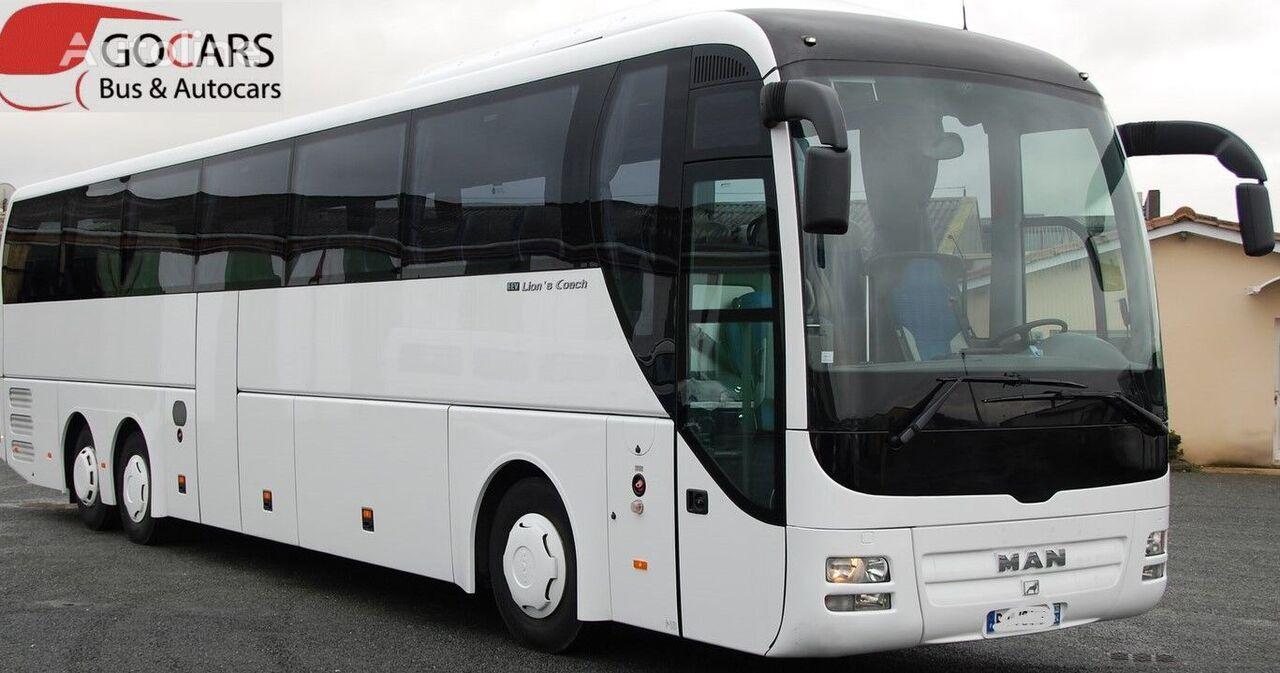 MAN r08 autobús de turismo