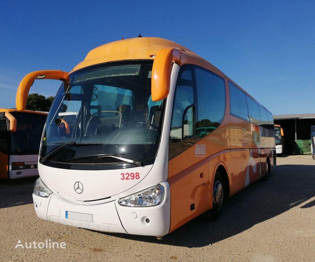 autobús de turismo MERCEDES-BENZ OC 500 - IRIZAR PB + 56 PAX +420 CV+2 CURSOS ESCOLARES