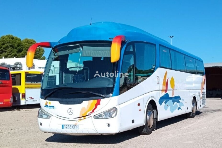 MERCEDES-BENZ OC500 - IRIZAR PB + 56 PAX +420 CV autobús de turismo