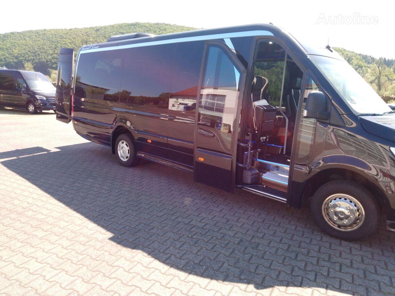 MERCEDES-BENZ Sprinterbus Neu VVW 516CDI Autom Schw 24 ,Panorama, KL,KS.SS uvm autobús de turismo