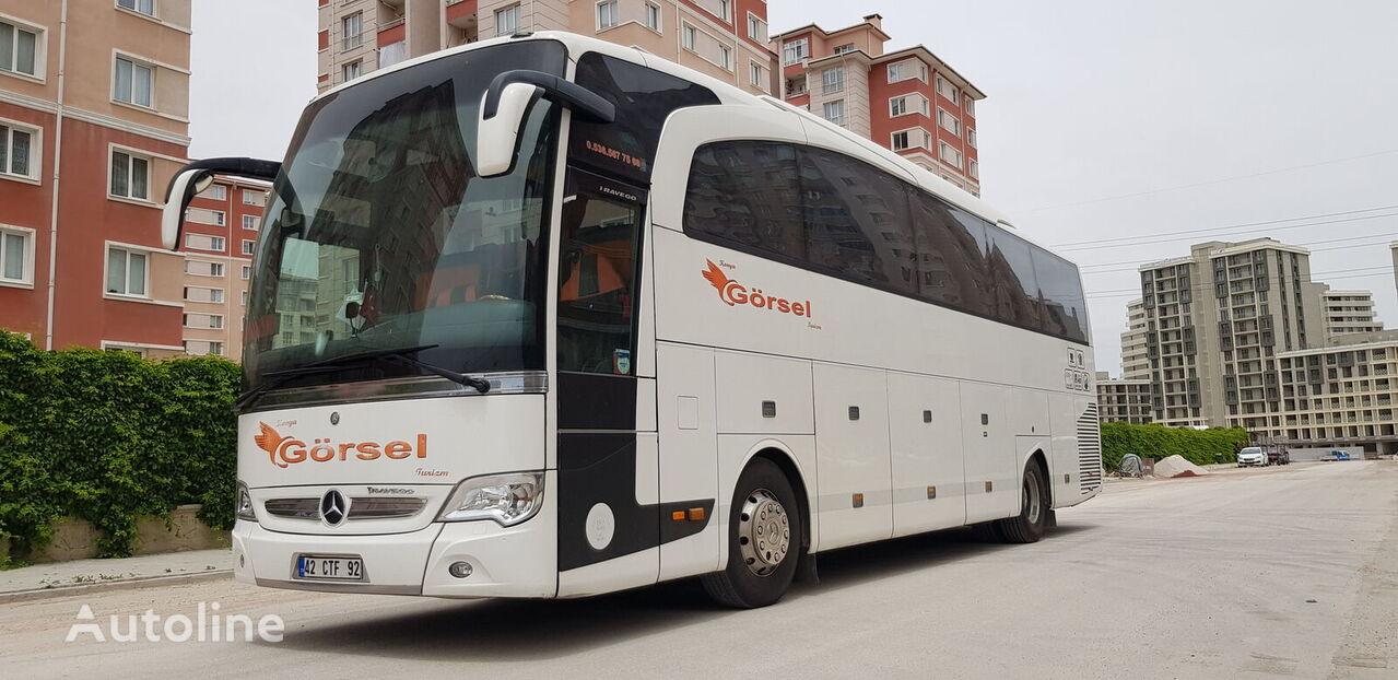 autobús de turismo MERCEDES-BENZ TRAVEGO 15SHD