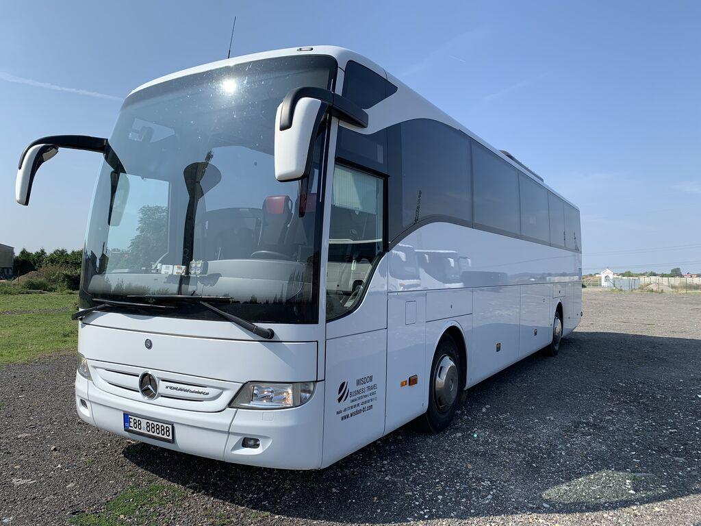 autobús de turismo MERCEDES-BENZ Tourismo 15 RHD