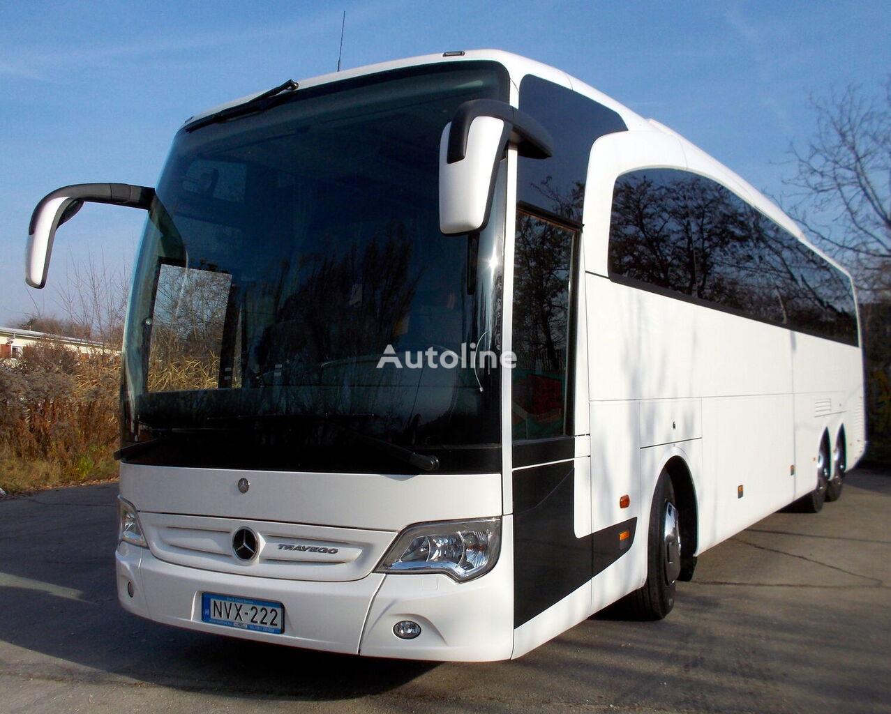 autobús de turismo MERCEDES-BENZ Travego 16 RHD