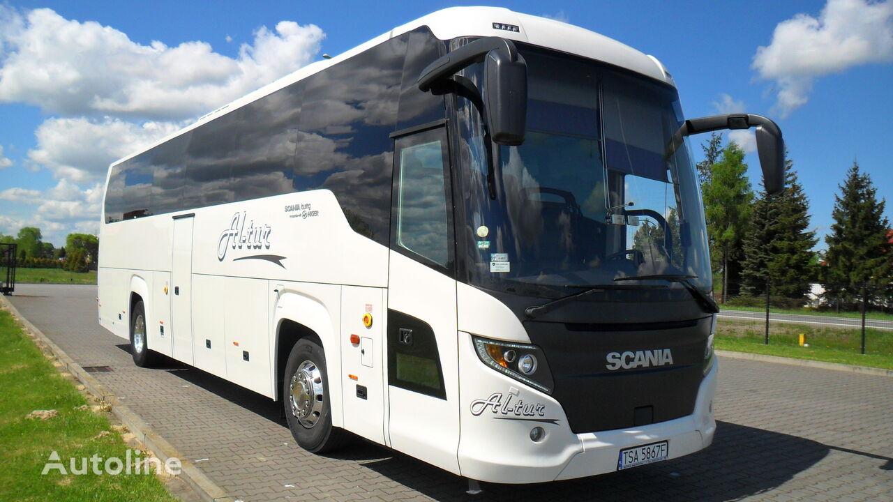 SCANIA HIGER autobús de turismo