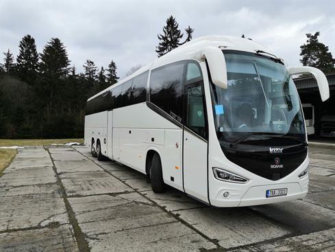 SCANIA I6s autobús de turismo