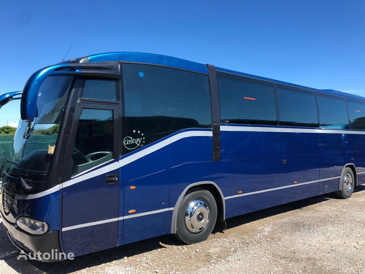 SCANIA IRIZAR CENTURY autobús de turismo