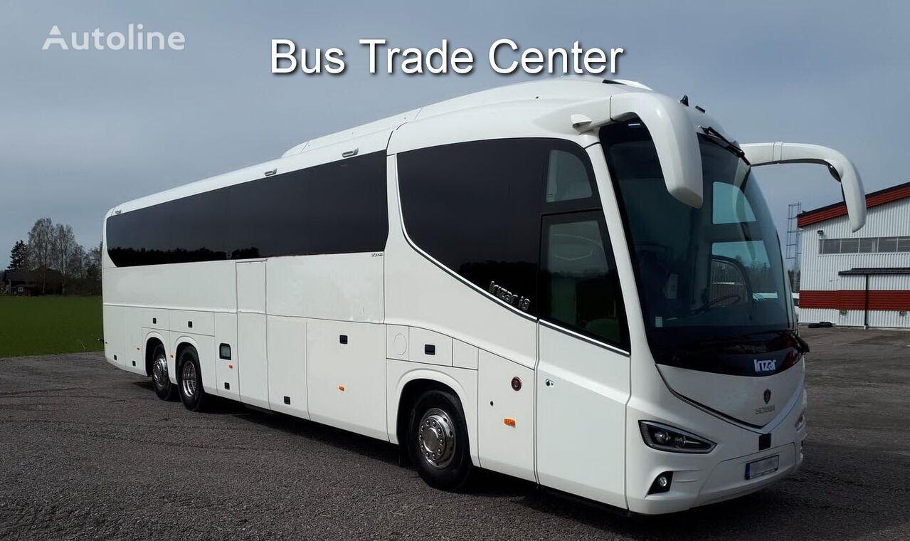 SCANIA IRIZAR I8 13.99 3.75 autobús de turismo