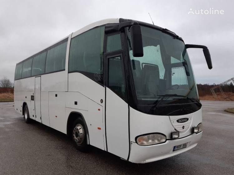 SCANIA IRIZAR K124EB4X2NI360 CENTURY autobús de turismo