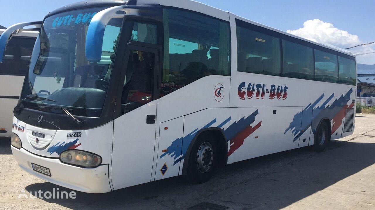 autobús de turismo SCANIA Irizar