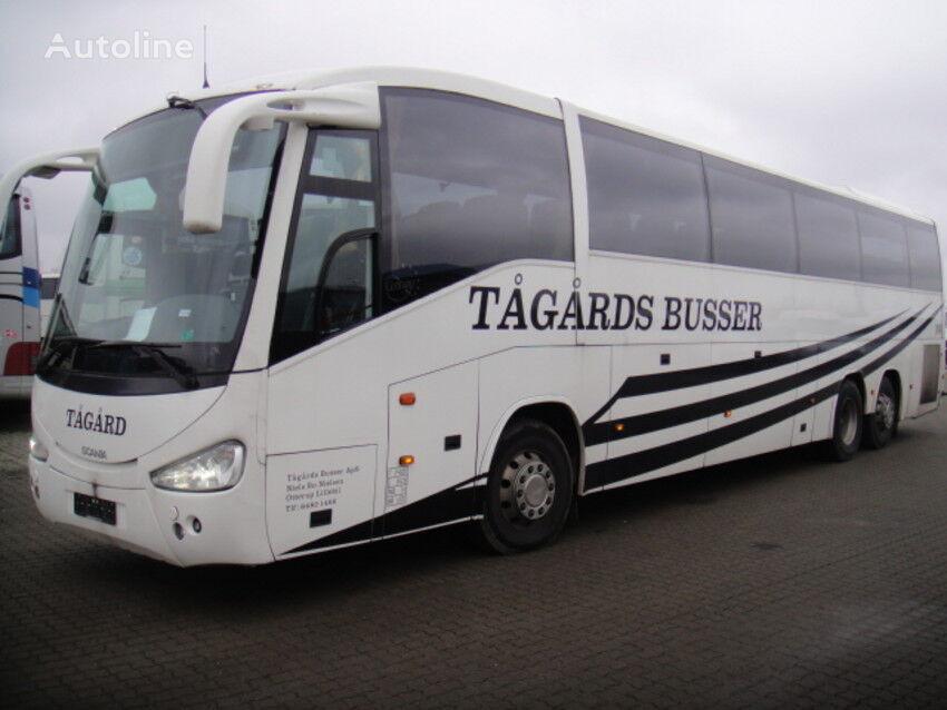 SCANIA Irizar autobús de turismo