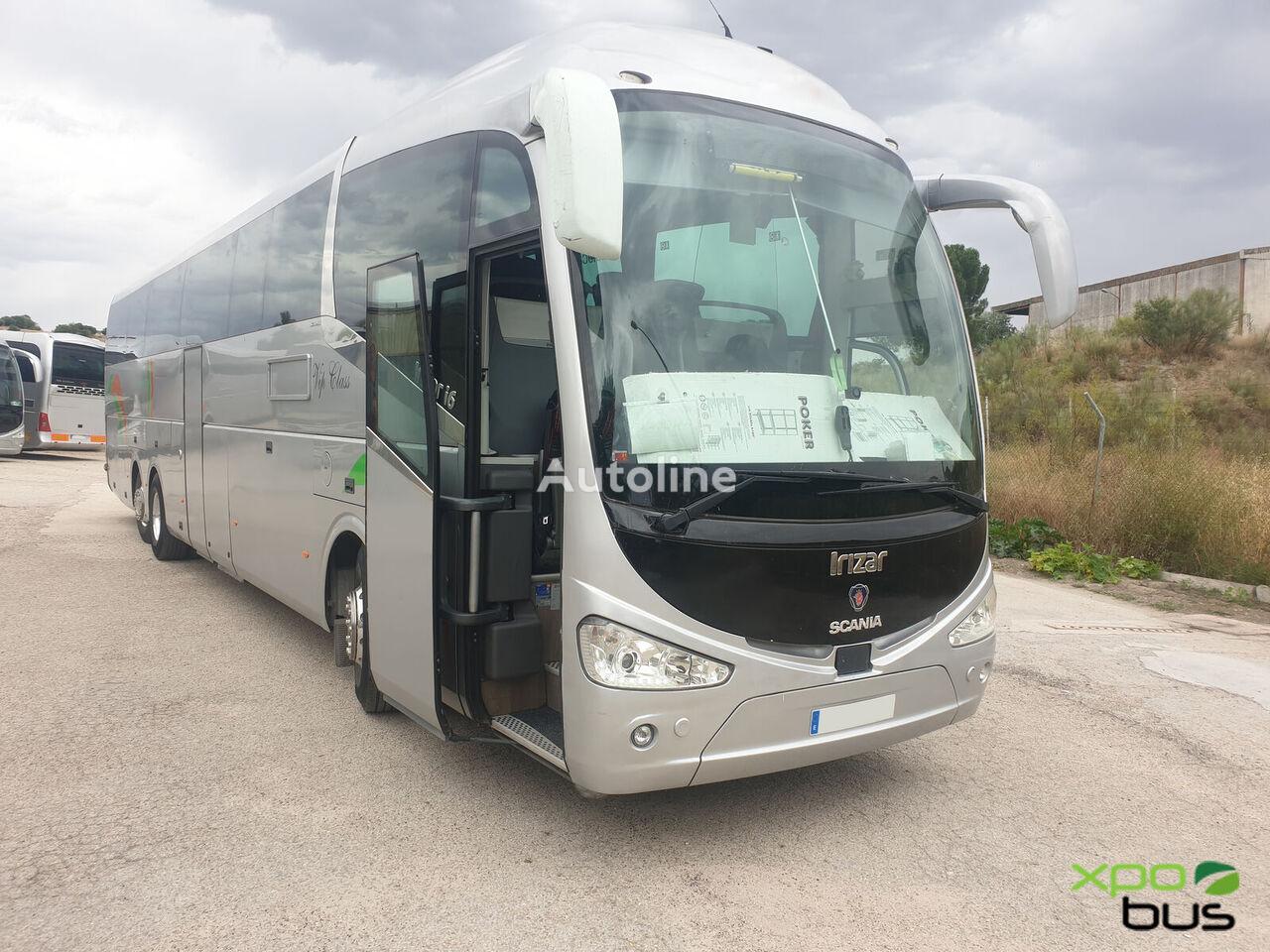 SCANIA K450 EB IRIZAR I6 15.37 autobús de turismo