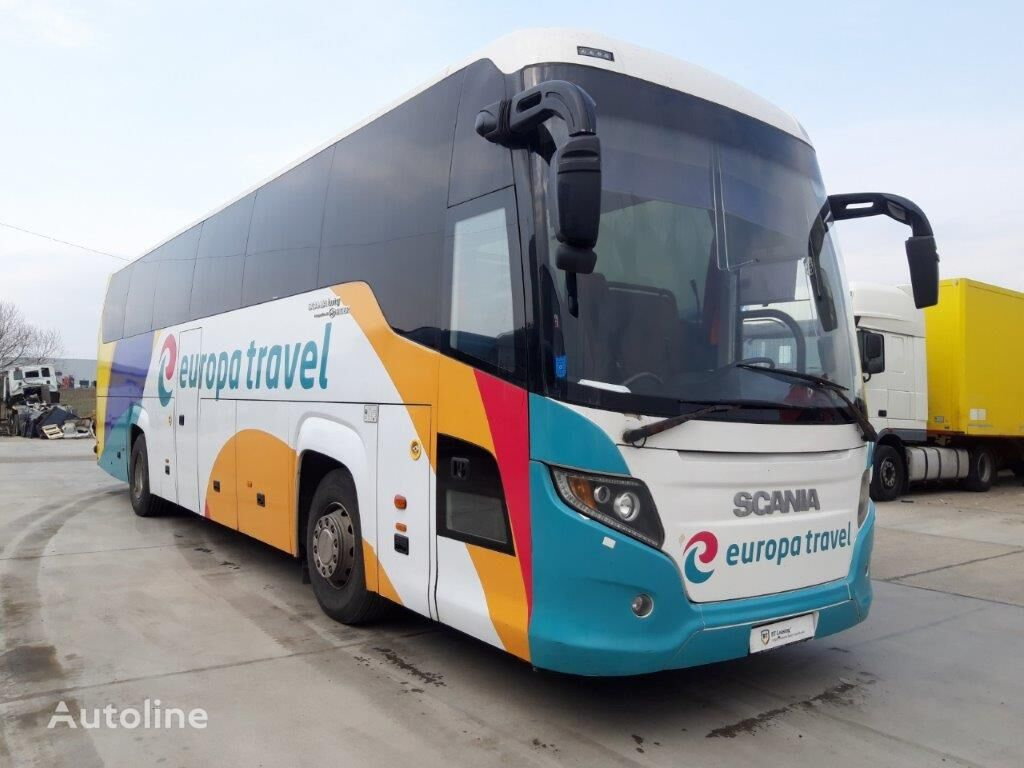 SCANIA TOURING HD 49+1+1 LOCURI AUTOMAT EURO 5 autobús de turismo