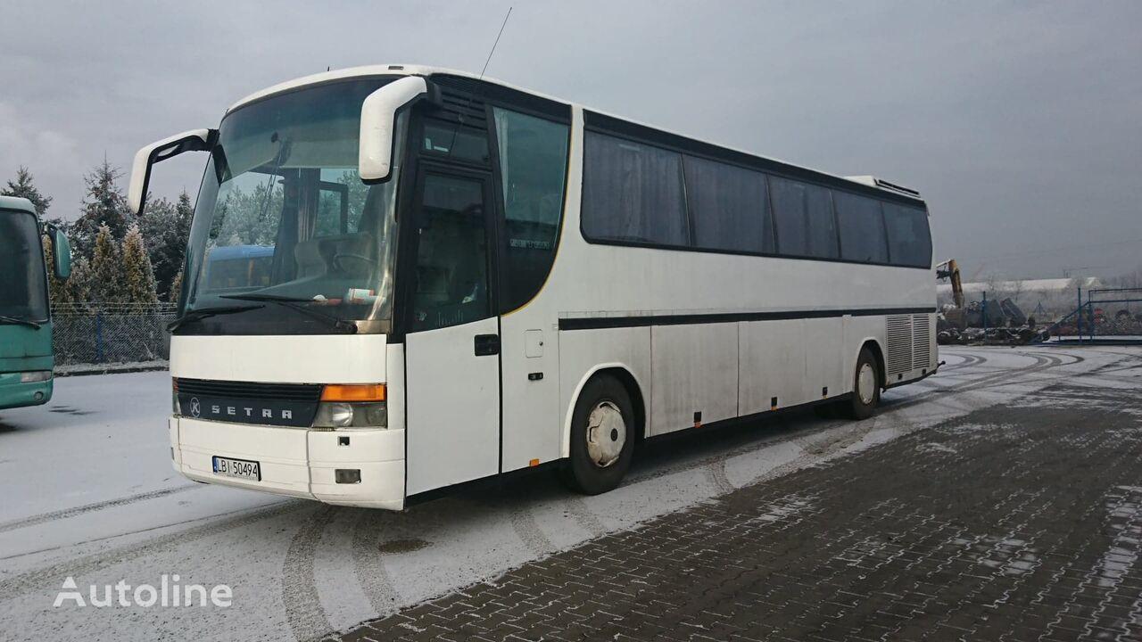 SETRA S 315 HD PRZEZNACZONA NA CZĘŚCI autobús de turismo