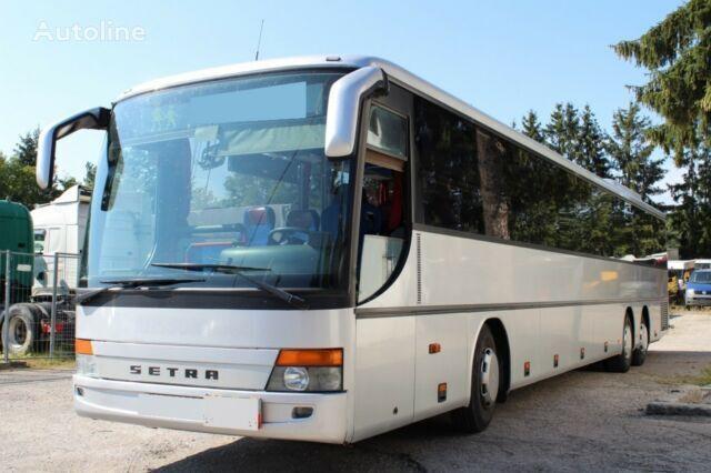 SETRA S 319 UL / GT / 315 / Klima / WC autobús de turismo