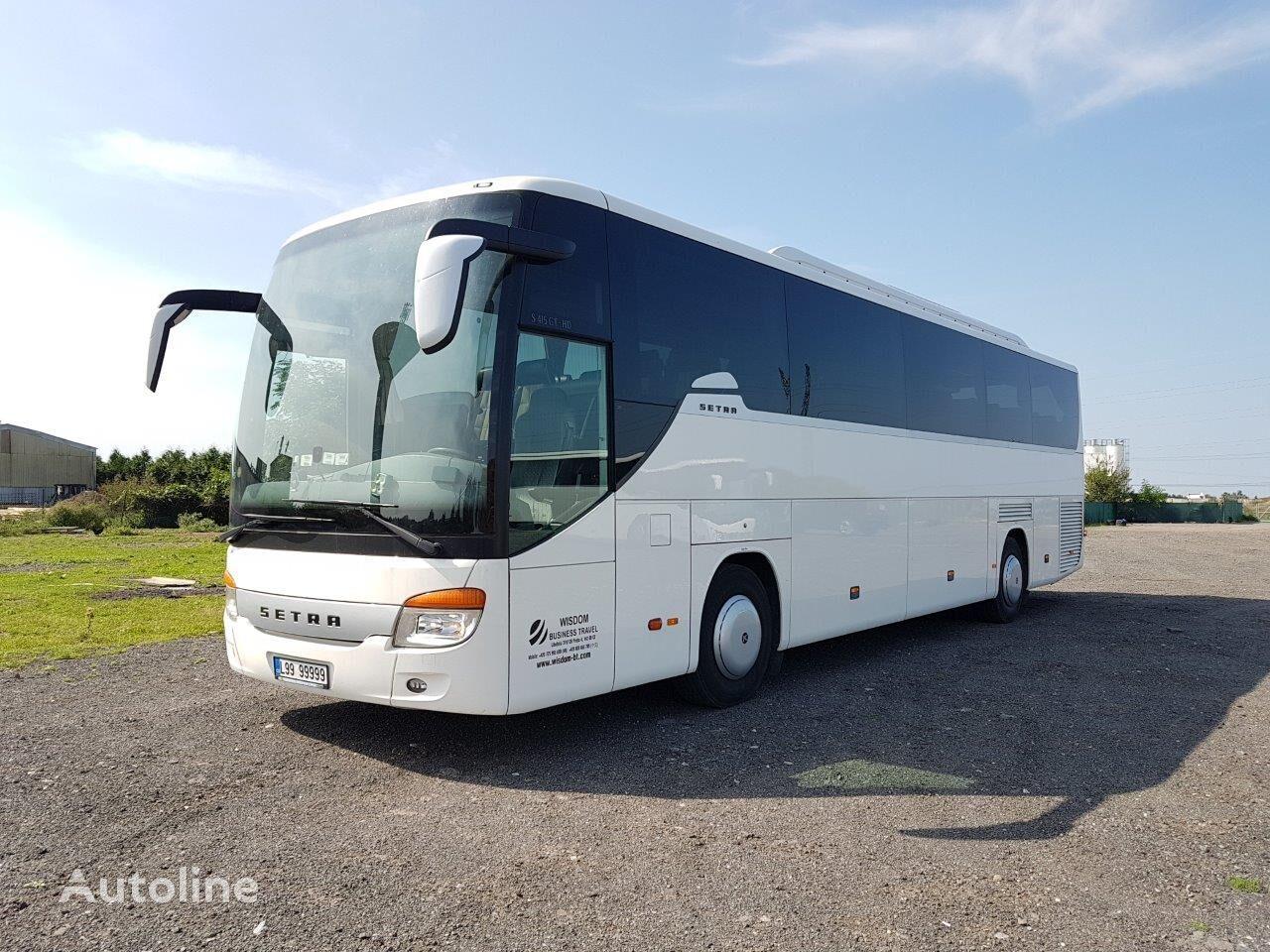 SETRA S 415 GT-HD autobús de turismo