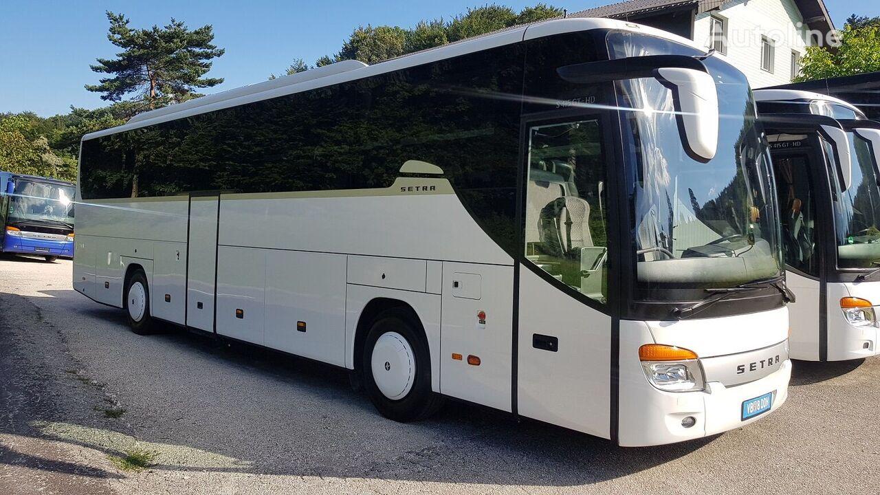 SETRA S 415 GT HD /51SS/GLASDACH/EURO 5/6GSchalter autobús de turismo