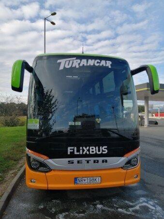 SETRA S 515 HD autobús de turismo