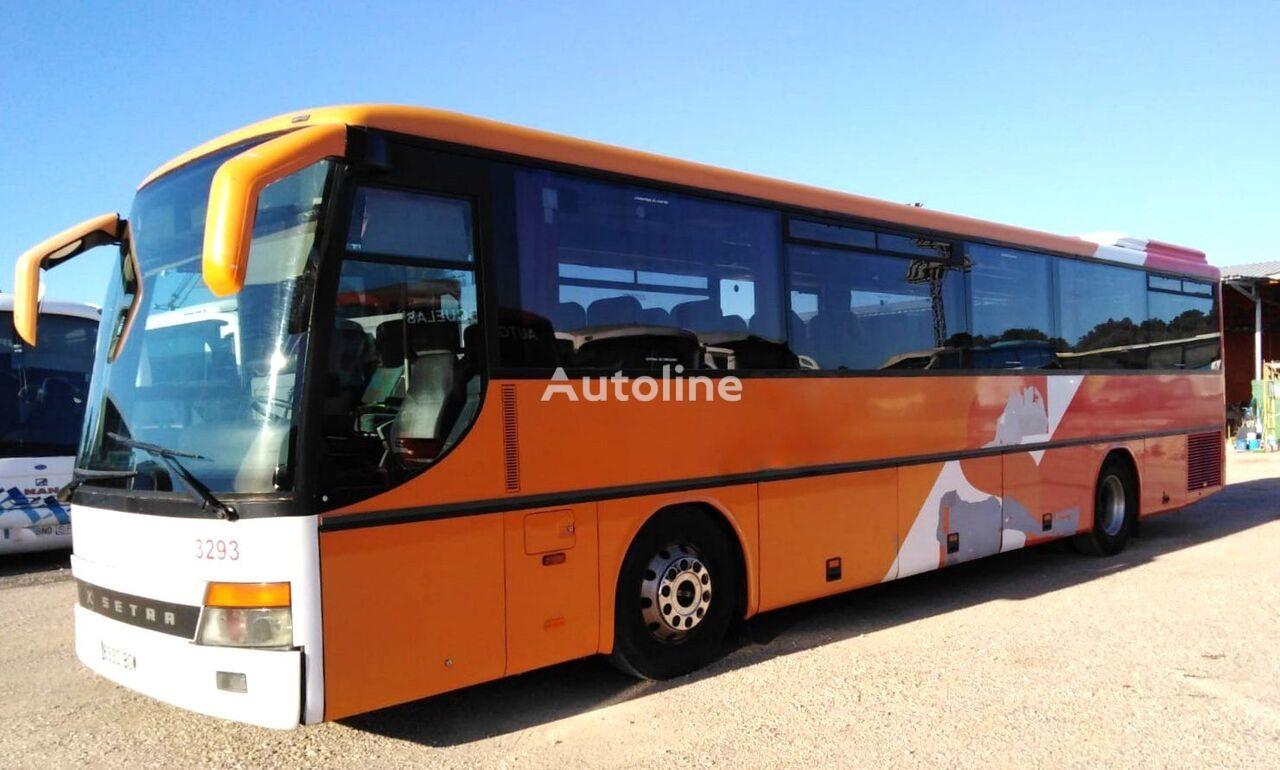 autobús de turismo SETRA  S315 GT MERCEDES BENZ 8 CILINDROS