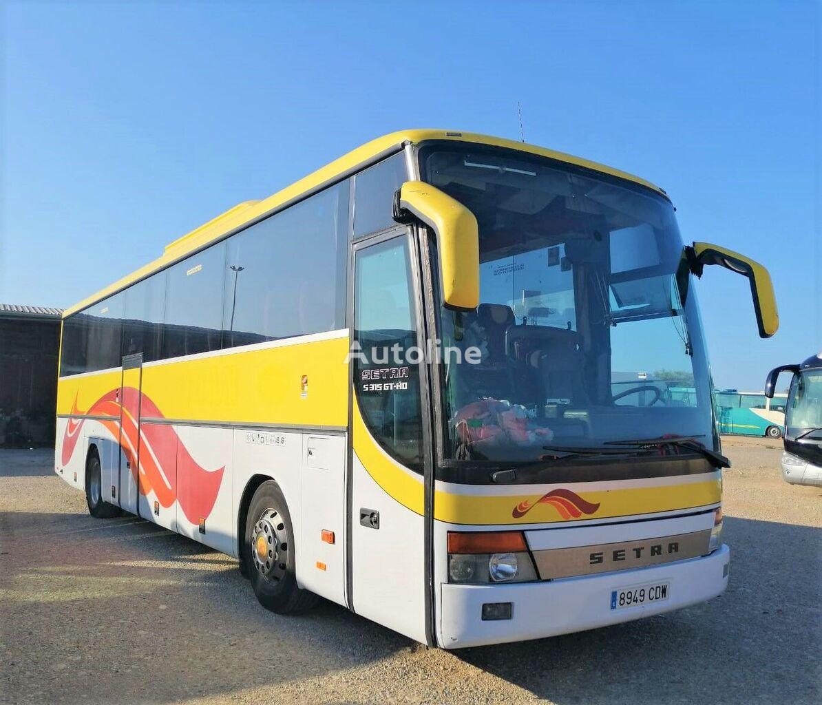autobús de turismo SETRA S315 GTHD