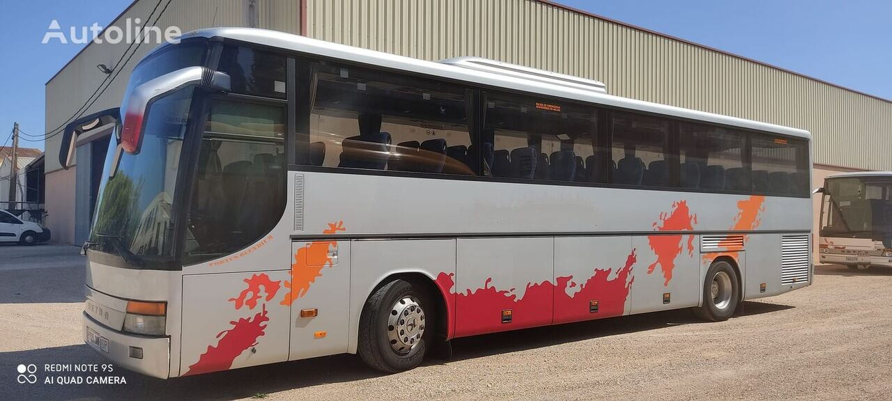 SETRA S315GTHD autobús de turismo