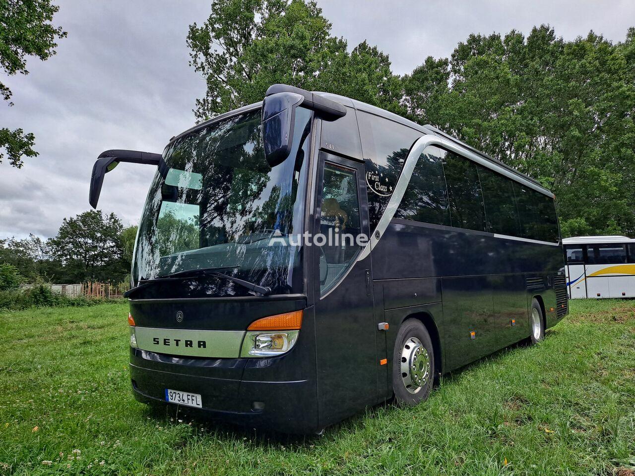 SETRA S411 autobús de turismo