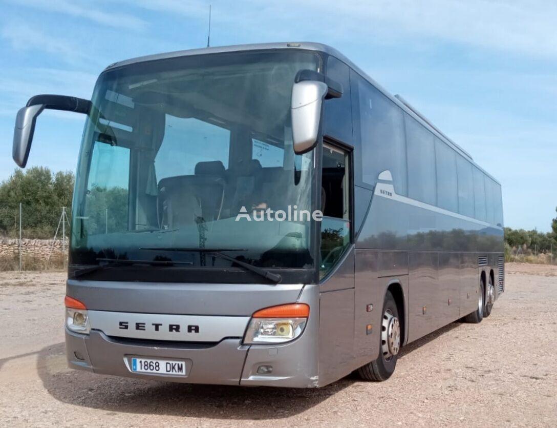 SETRA -S417 GT HD+475 CV + WC +1 CURSO ESCOLAR 2005 autobús de turismo