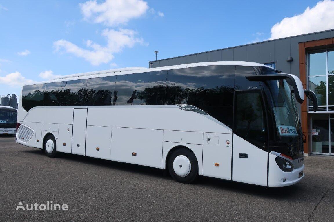 SETRA S516 / 2 HD 55+1+1 2016 ( 6x Available ) autobús de turismo