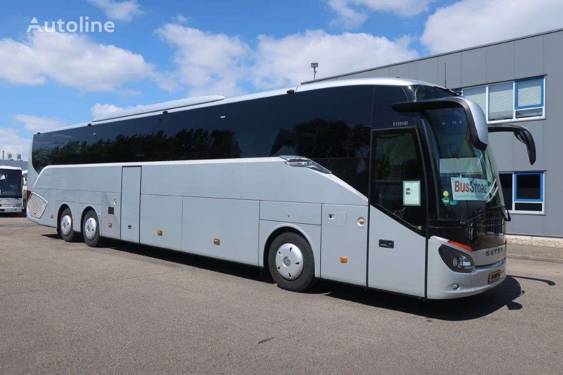 SETRA Setra S519 HD autobús de turismo