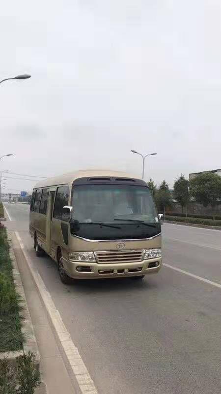 TOYOTA Coaster autobús de turismo