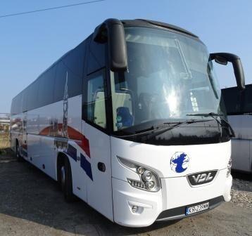 VDL Futura FHD2-129 autobús de turismo