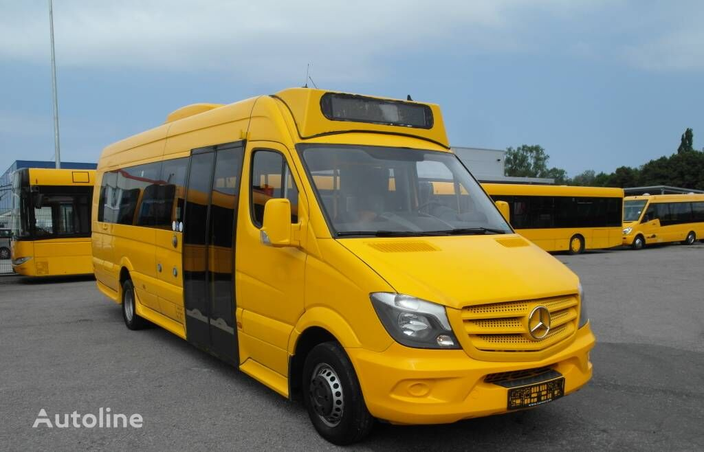 MERCEDES-BENZ O 519 CDI Sprinter City 65/Euro 6/Klima/19/Sitze/516 autobús escolar