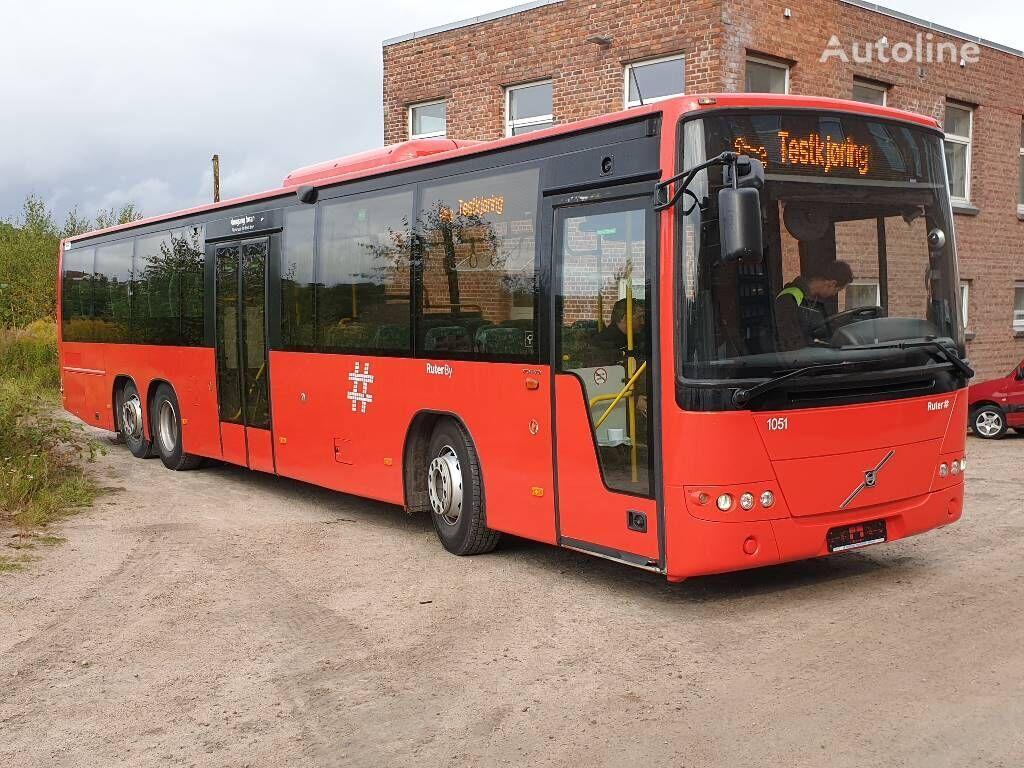 VOLVO 8700LE B12BLE 6x2 ( NO1051-NO1055) autobús interurbano