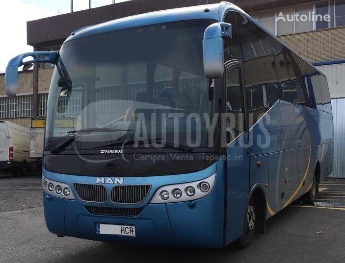 MAN 18.250 FOCL ANDECAR VII autobús interurbano