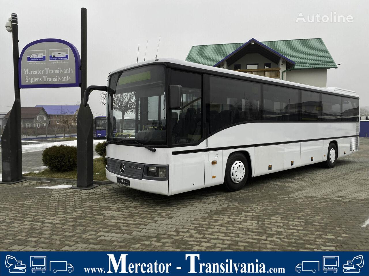 MERCEDES-BENZ O 550 * Klima - Schaltgetriebe - Retarder *  autobús interurbano