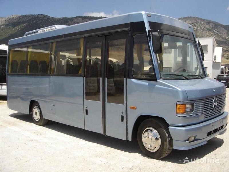 MERCEDES-BENZ VARIO 814 JUMBO PANORAMA  autobús interurbano