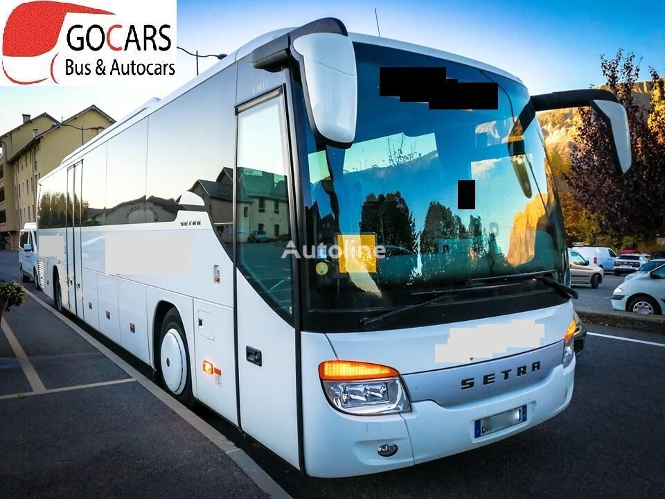 SETRA  416 GT  / 416 UL GT OPTIMUM  57+1+1  autobús interurbano