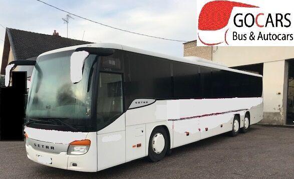 SETRA 417 UL  S417 gt autobús interurbano