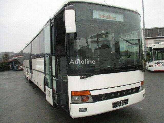 SETRA S 317 UL (Klima, orig. 435.000km) autobús interurbano