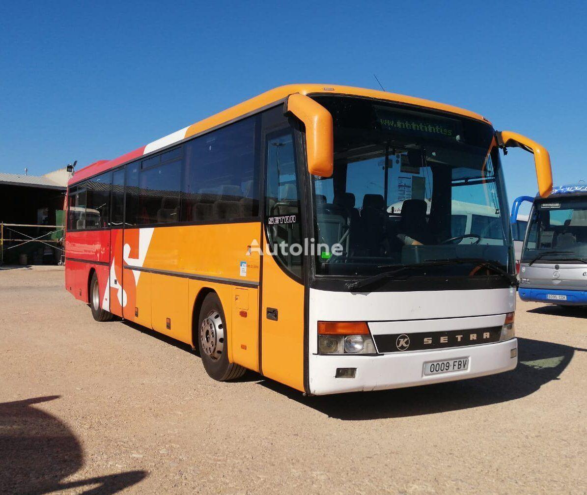 SETRA S315GT  autobús interurbano