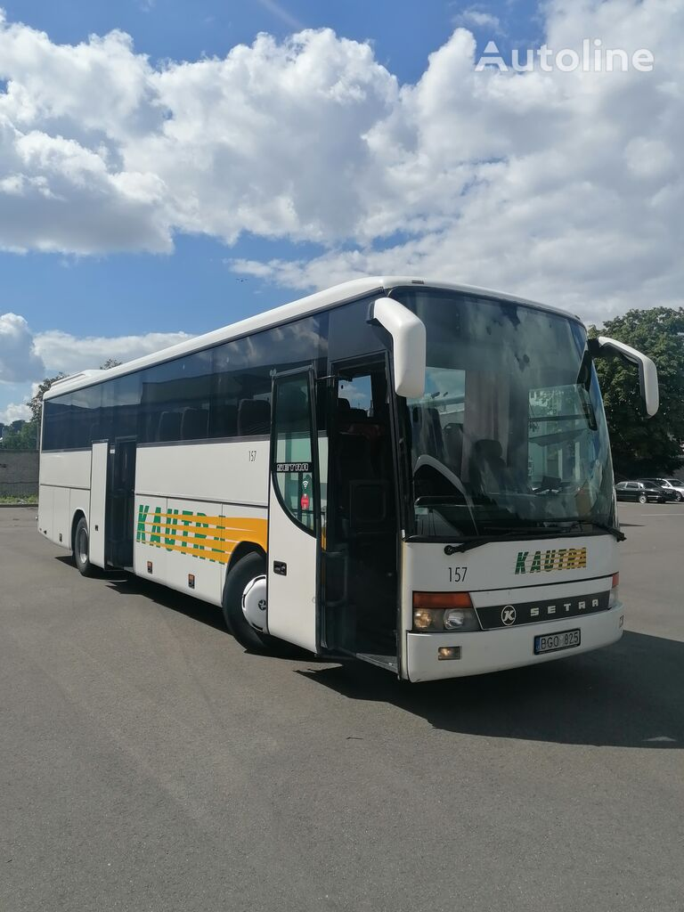 SETRA S315GTHD autobús interurbano