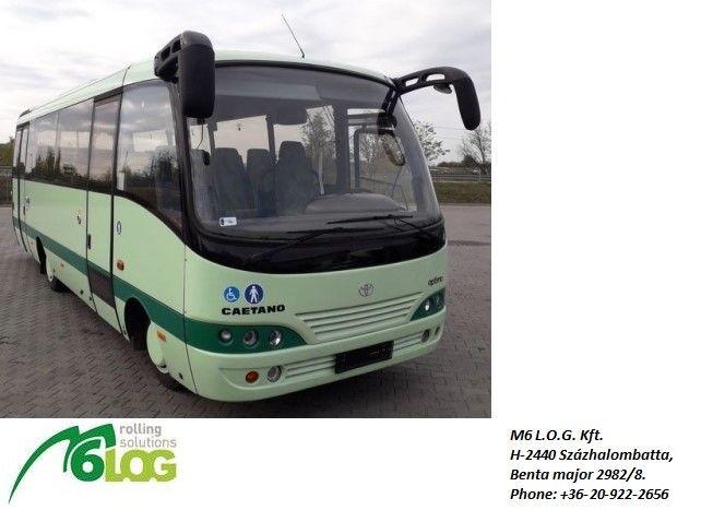 autobús interurbano TOYOTA Caetano