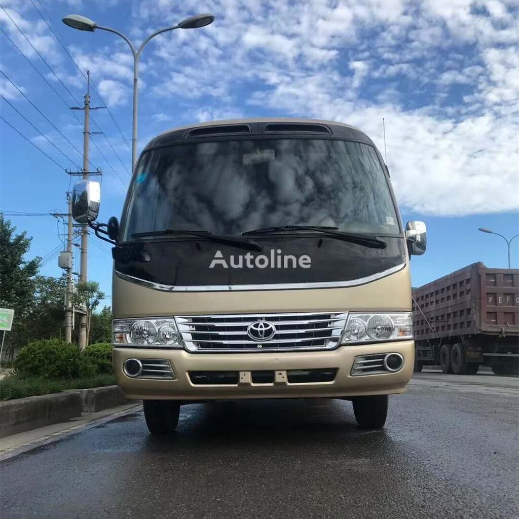 TOYOTA Coaster  autobús interurbano