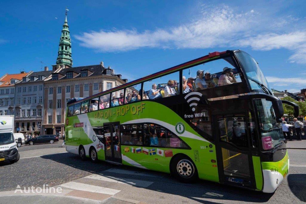 AYATS BRAVO autobús turístico