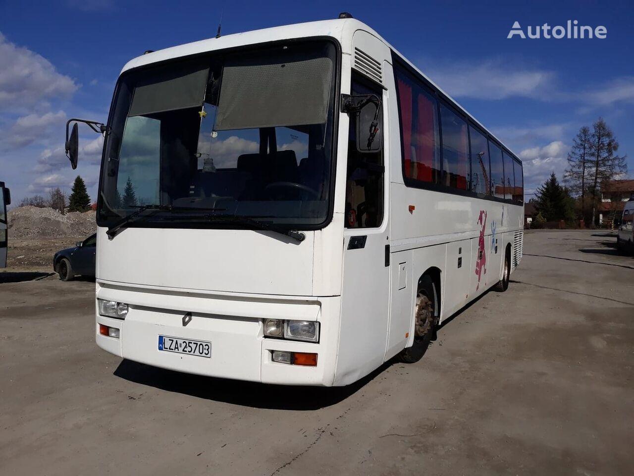 autobús turístico RENAULT FR1 / EXPORT POUR AFRIQUE / ANVERS / HAMBURG