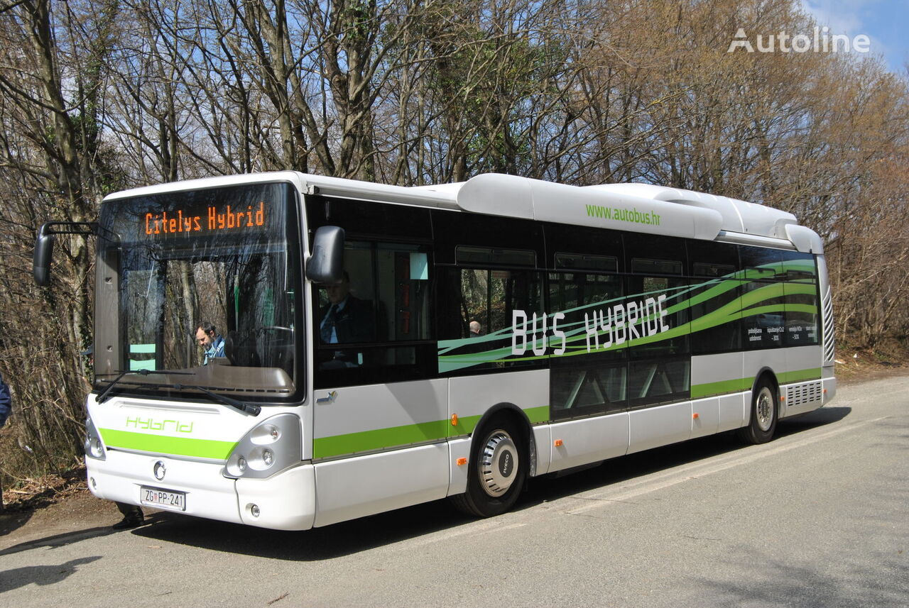 autobús urbano IRISBUS Citelis Hybrid