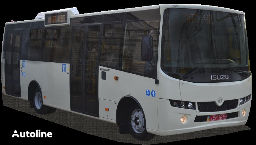 autobús urbano ISUZU A09216 nuevo