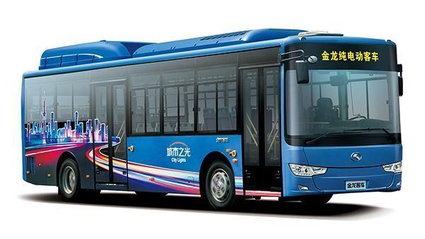 KING LONG XMQ6106G  autobús urbano nuevo