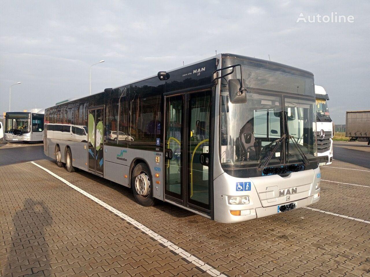 MAN  A 26 KLIMA  autobús urbano