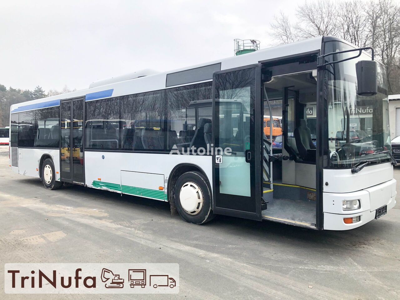 MAN A20 | Euro 3 | Rampe | Klima |  autobús urbano
